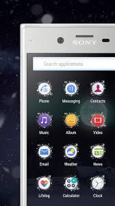 backup and restore apk xperia xperia magical winter theme version apk androidappsapk co