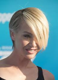 portias hair line portia de rossi short scene cut portia de rossi hair style and