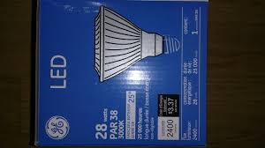 led26dp38s830 25 ge 68185 led26dp38s830 40 par38 flood led light bulb dimmable