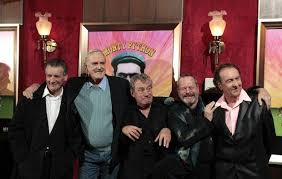 monty python reunion dead parrot lives u2013 but artificial hips put