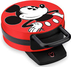 amazon mickey waffle maker kitchen u0026 dining