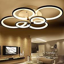 Ceiling Light Lightinthebox Chandelier Modern Led Living 3 Lights 20w