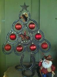 horseshoe ornaments best 25 horseshoe christmas tree ideas on horseshoe