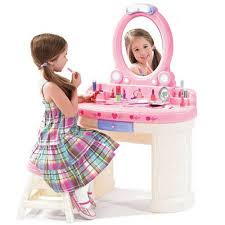 frozen vanity table toys r us step2 fantasy vanity with shatterproof plastic mirror and sturdy