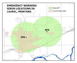 Montana Time Zone Map by Yellowstone County Montana