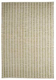 Felt Area Rugs Palmdale Collection Woven Wool And Felt Area Rug In White And