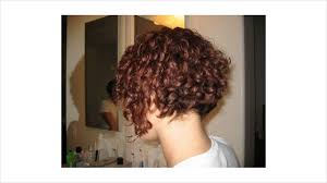 updos for curly hair i can do myself does a reverse bob go good with very thick curly hair youtube