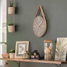 Wanduhren Wohnzimmer Mit Beleuchtung Wanduhr Aus Zement Mit Wohnen U0026 Einrichten Pinterest
