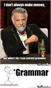 Grammar Memes - grammar memes rose ledgard ma major project