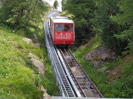 treno cremagliera trenino a cremagliera foto di muottas muragl st moritz