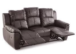 Reclining Sofas Cheap Islington Cheap Leather Recliner Sofa Set