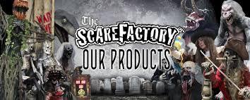 scare factory