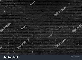 Wall Pattern by Abstract Black Brick Wall Pattern Background Stock Photo 604347557