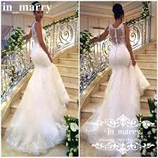 designer wedding dresses online arabic mermaid wedding dresses 2017 plus size