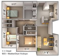 3 bedroom house plans one 3 bedroom floor plans bedroom at estate