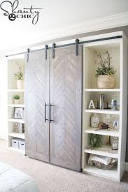 Sliding Barn Doors A Practical Solution For Large Or by Best 25 Barn Door Closet Ideas On Pinterest Barn Doors