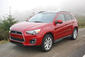 nissan outlander sport review 2013 mitsubishi outlander sport se 2wd car reviews and