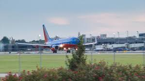 Louisiana travel videos images New orleans la 2014 southwest airlines boeing 737 passenger jpg