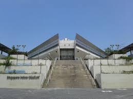 In Door by Singapore Indoor Stadium Wikipedia