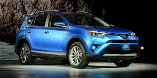 lexus nx300h vs toyota rav4 toyota shows 2016 rav4 including first hybrid