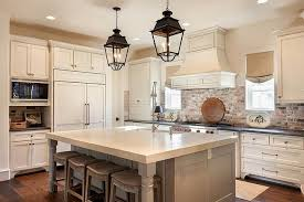 brick backsplash kitchen painted brick kitchen backsplash tiny kitchen renovation with
