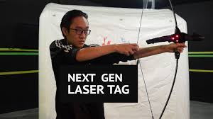 laser x target black friday next gen laser tag using ai machine learning 3d printed weapons