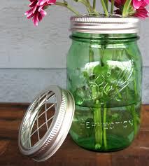 Mason Jar Vases Diy Mason Jar Vase Lids Home Decor U0026 Lighting Tickled Pink