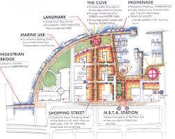 T Map Boston Ma by Fan Pier Prellwitz Chilinski Associates Inc Prellwitz Chilinski