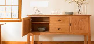 solid wood sideboards buffets u0026 hutches vermont woods studios