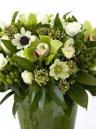 Vases For Floral Arrangements Warm Up Winter With A Mixed Flower Arrangement Hgtv