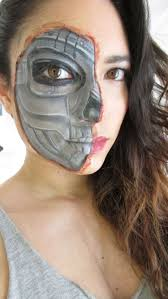 Best 10 Terminator Makeup Ideas On Pinterest Liquid Latex