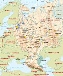 Russia Map Www Mappi Net Maps Of Countries Russia