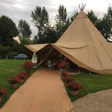 curlew secondhand marquees tipi and wigwams giant hat tipi