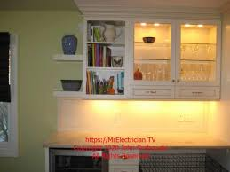 how to put lights above cabinets kitchen cabinet lighting installed in a single family house
