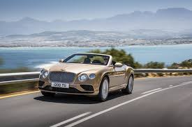 bentley blue color bentley applies styling and power updates to continental gt family