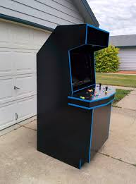 Tankstick Cabinet Plans 100 Mame Cabinet Plans Lcd Mrvestek Arcade Hyperspin Bartop