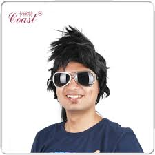 collection halloween wigs for men pictures danny zuko grease wig