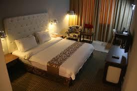 King Size Bed Hotel Accommodation Ritz Garden Hotel Manjung