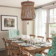 colonial dining room simply beautiful farm tables southern living