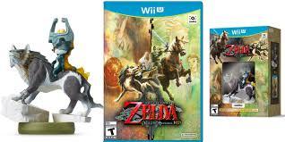 zelda amazon black friday nintendo announces zelda twilight princess hd remaster wolf link