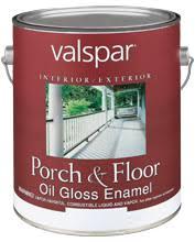 porch u0026 floor paint enamel oil valspar industrial mro