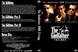 the godfather trilogy dvd custom covers 964godfather the