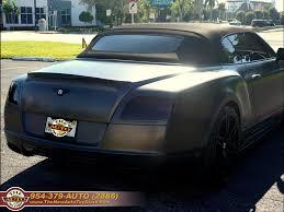 matte black bentley convertible 2013 bentley continental gt mansory edition
