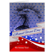 armed forces day cards greeting photo cards zazzle