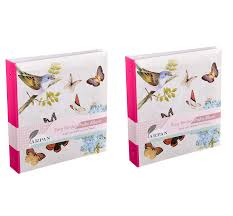 photo album that holds 1000 pictures arpan x 2 butterfly photo album 6x4 totaling 1000 photos bb500