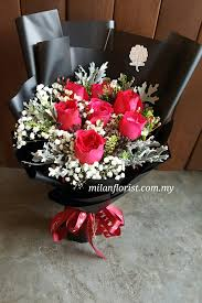 ta florist 私人订制情人节花束 打造属于你和ta的爱情故事 ready for pre order