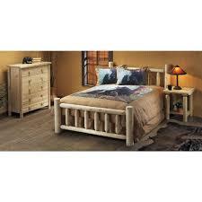 Log Bedroom Furniture Bedroom Log Bedroom Furniture For Beautiful Williams Log Cabin