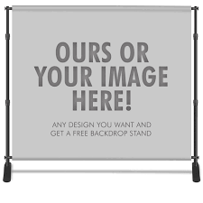 photo backdrop stand fab cloth backdrop stand combo