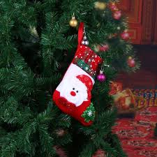christmas stocking decorations for home christmas tree ornaments