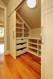 Closet Pictures Design Bedrooms Closet Designer Jamie Bevec Transformed A Crawl Space Off Her